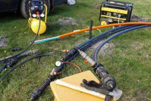гидравлические испытания трубопроводов водоснабжения