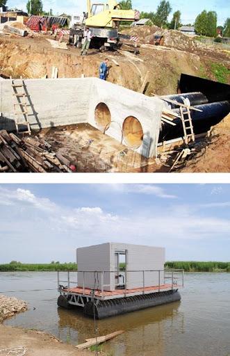 проектировка и строительство водозабора