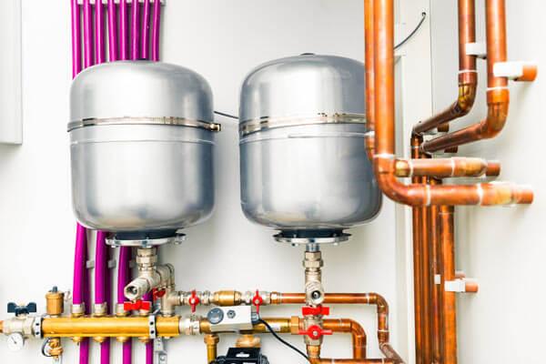 расширительный бачок системы отопления